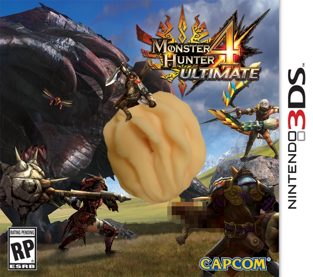 monsterhunter4box