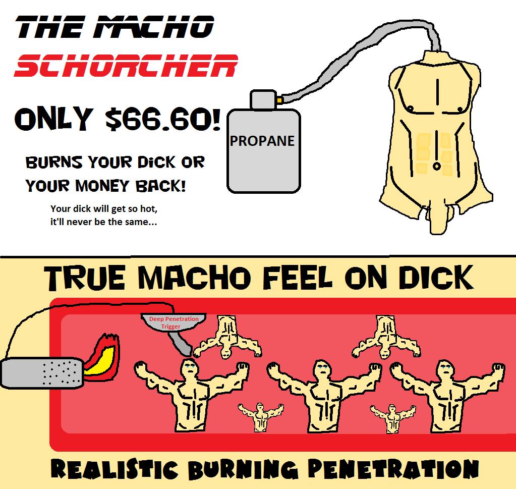 The Macho Schorcher