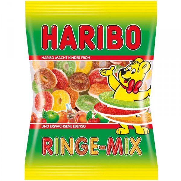 Haribo Ringe-Mix